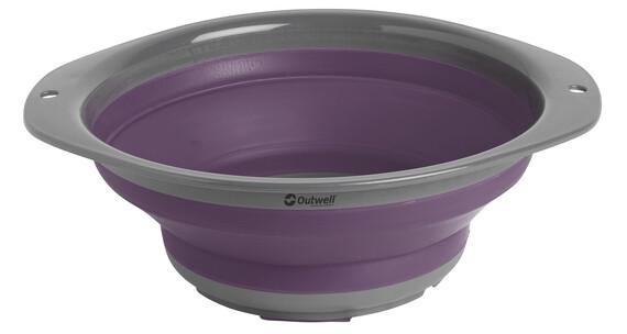 Outwell Collaps Bowl Stoviglie, posate e utensili da cucina L viola